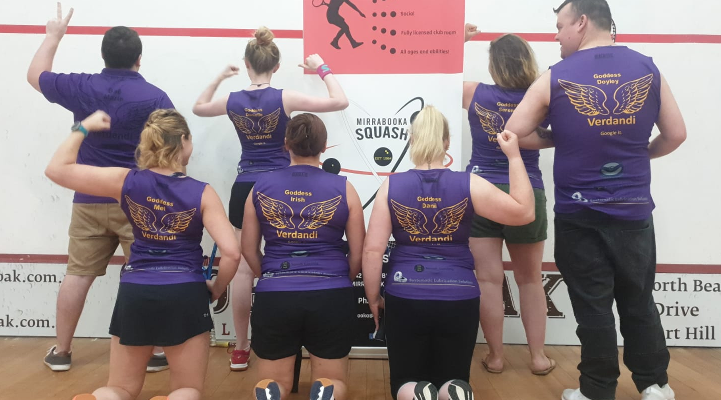 we organise social squash competitions that suit all players. squashworld is also home to great clubs that play pennants, tournaments and social squash groups